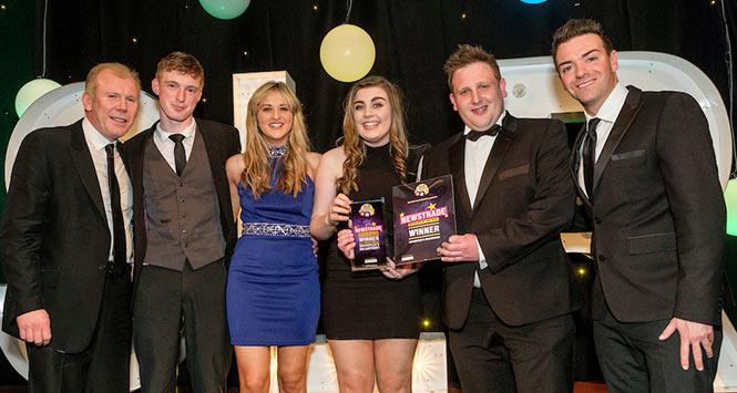 Newstrade winners