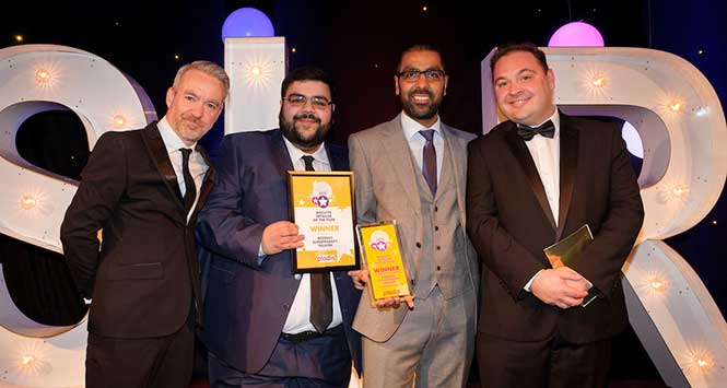 SLR Rewards 2018 Biscuit Retailer of the Year