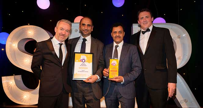 SLR Rewards 2018 Ecigs Retailer of the Year