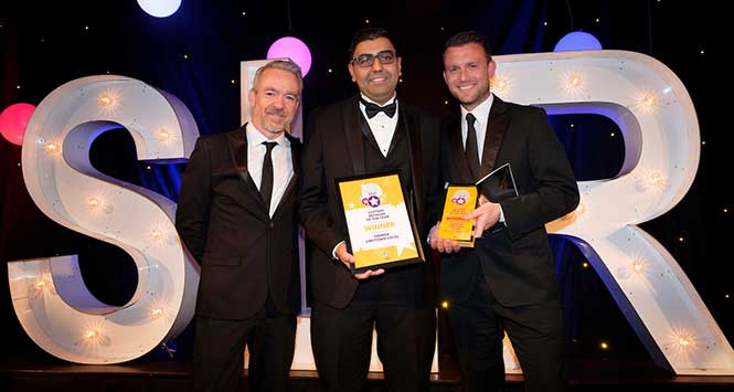 SLR Rewards 2018 Lottery Retailer of the Year