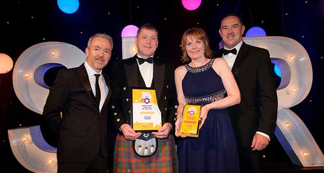 SLR Rewards 2018 Newstrade Retailer of the Year