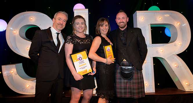 SLR Rewards 2018 Soft Drinks Retailer of the Year