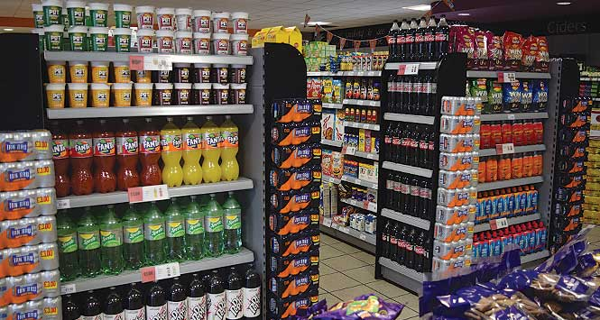 David's Kitchen, Falkirk