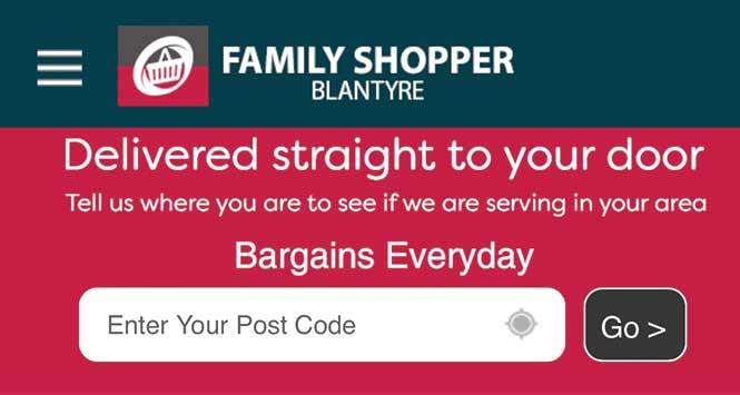 Family Shopper Blantyre
